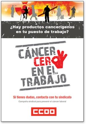 Cancer Cero en el Trabajo
