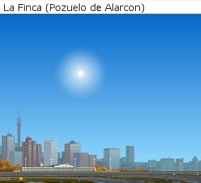 El Tiempo en la FINCA (Pozuelo de Alarcon)