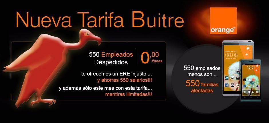 Tarifa Buitre